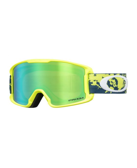 OAKLEY LINE MINER YOUTH FIT ARCTIC FRACTURE RETINA