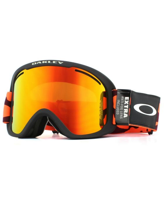 O-FRAME 2.0 PRO XL SNOW GOGGLE ORANGE